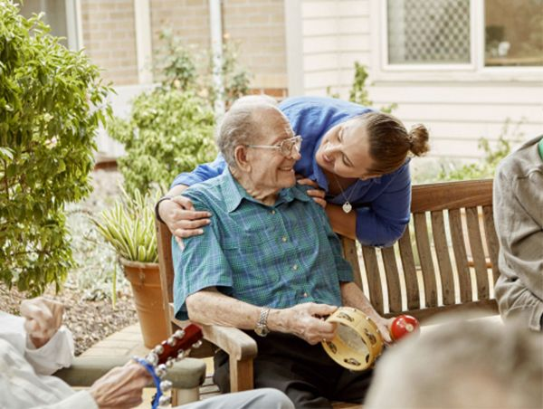 Veterans home care service