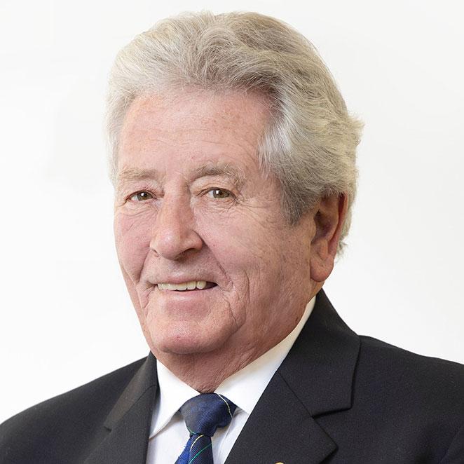 John Mackay OAM